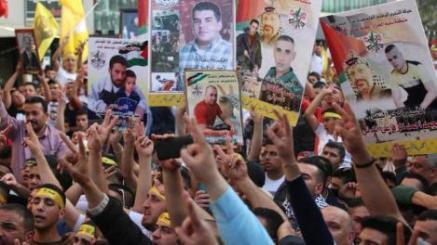 Huelga General en Palestina en apoyo a los prisioneros y prisioneras en el ente israelí
